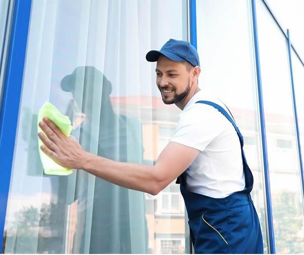Fassaden-Reinigung
