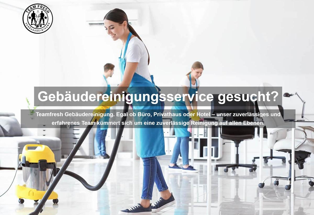 Gebäudereinigung Mauerkirchen - Unterhaltsreinigung, Fensterreinigung, Putzfirma