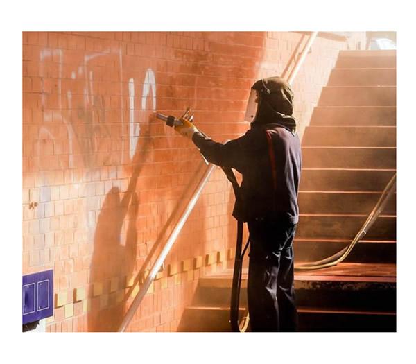 Graffitientfernung Sonderreinigung