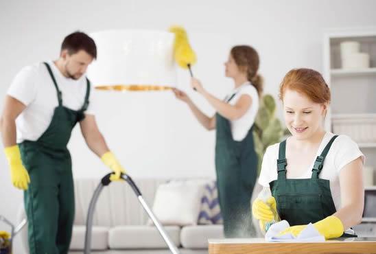 Gebäudereinigung Teamfresh, Ihr Profi für Unterhaltsreinigung